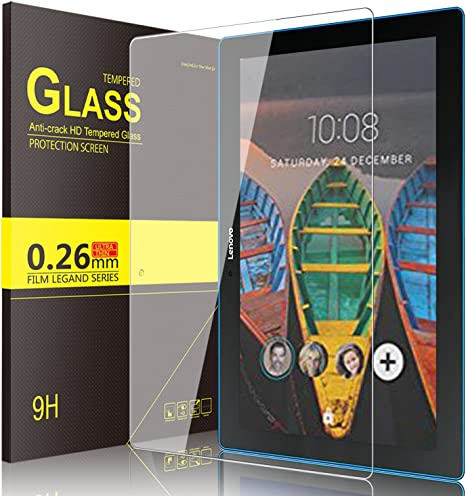 Amazon.com: IVSO 2 Pack Screen Protector for Lenovo Yoga ...