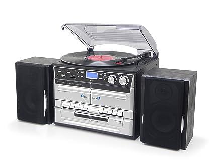 Soundmaster MCD5500SW Home Audio Mini System 5W Negro ...