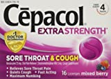 Cepacol Extra Strength Sore Throat & Cough Drop