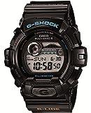 [カシオ]CASIO 腕時計 G-SHOCK ジーショック G-LIDE ジーライド タフソーラー 電波時計 MULTIBAND 6 GWX-8900-1JF メンズ