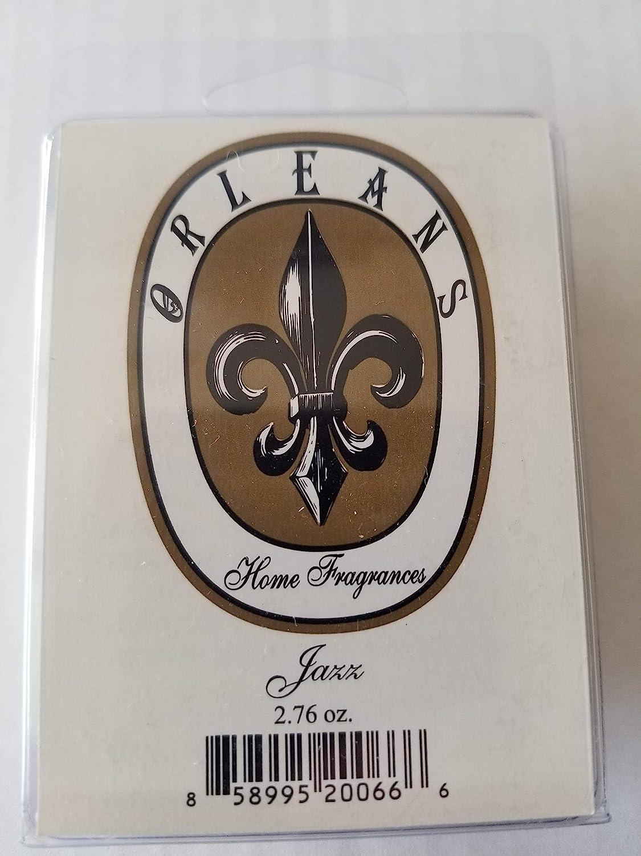 Orleans Home Fragrances Wax Melt Jazz