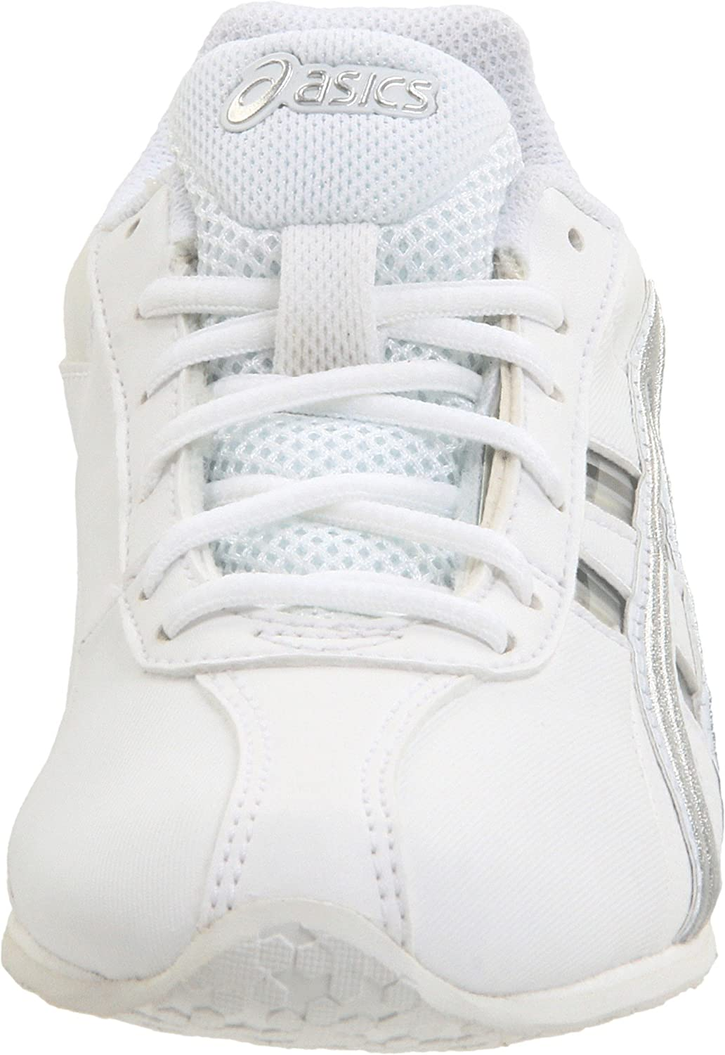 48efccfe88d Asics cheer cheerleading shoe toddler little kid white silver us little kid  shoes converse jpg 1032x1500
