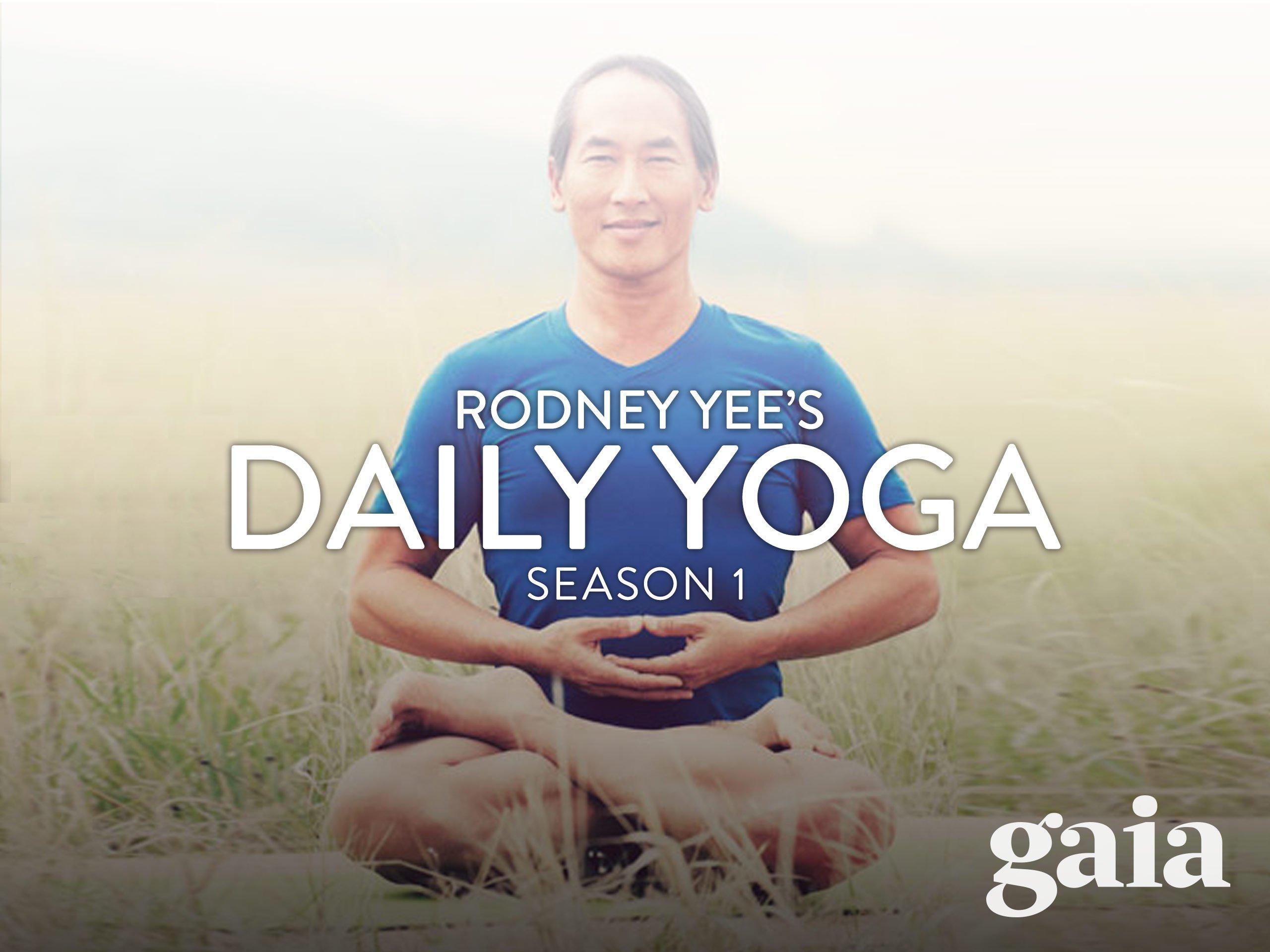 Amazon.com: Gaiam: Rodney Yee Daily Yoga: Amazon Digital ...