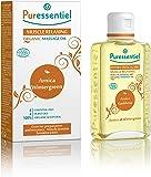 Puressentiel Muscle Relaxing Organic Massage Oil, Arnica/Wintergreen, 100ml