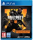 Call of Duty: Black Ops 4 - PlayStation 4, Specialist Edition