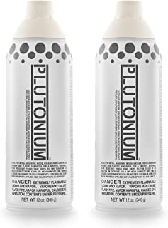 product image for Plutonium Paint Ultra Supreme Professional Aerosol Spray Paint, 12-Ounce, Polar (2 Pack)