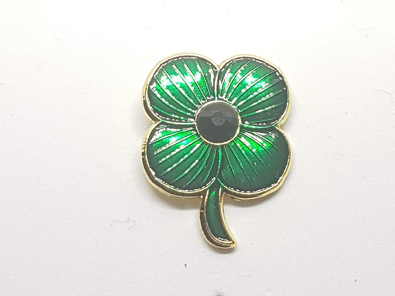 Loughgiel Shamrocks Enamel Badge