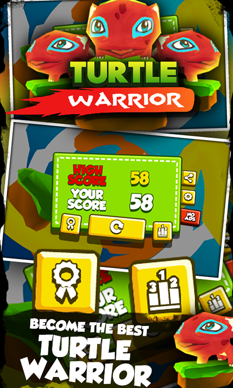 Amazon.com: Turtle Warrior: Appstore for Android