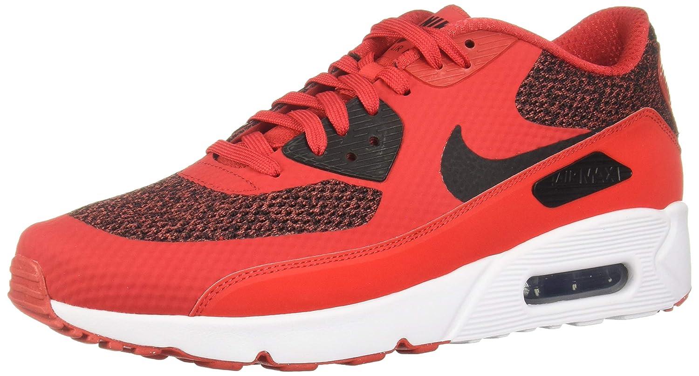 MultiCouleure (University rouge noir blanc 001) Nike Air Max 90 Ultra 2.0 Essential, baskets Basses Homme 39 EU