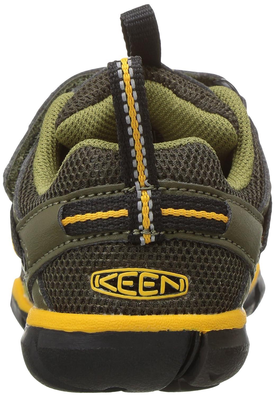 KEEN Chandler CNX Shoe Toddler|Dark B01N43YVNC 13 Toddler US Toddler|Dark Shoe Olive/Citrus 28174e
