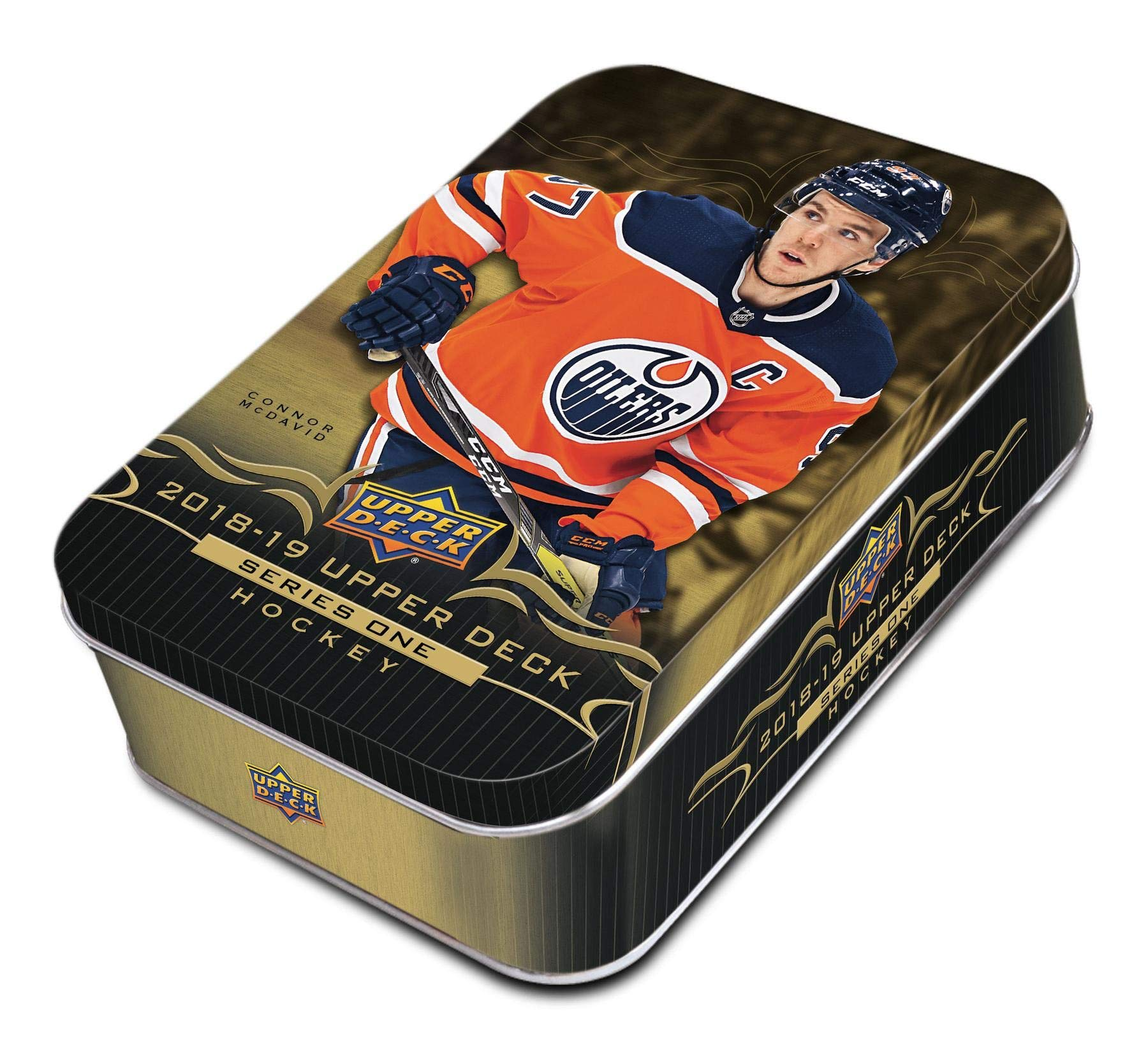 2018/19 Upper Deck 1 NHL Hockey TIN box (12 pk)