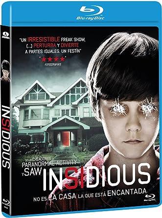 Insidious (Bd) [Blu-ray]: Amazon.es: Rose Byrne, Patrick Wilson, James Wan, Rose Byrne, Patrick Wilson, Jason Blum: Cine y Series TV