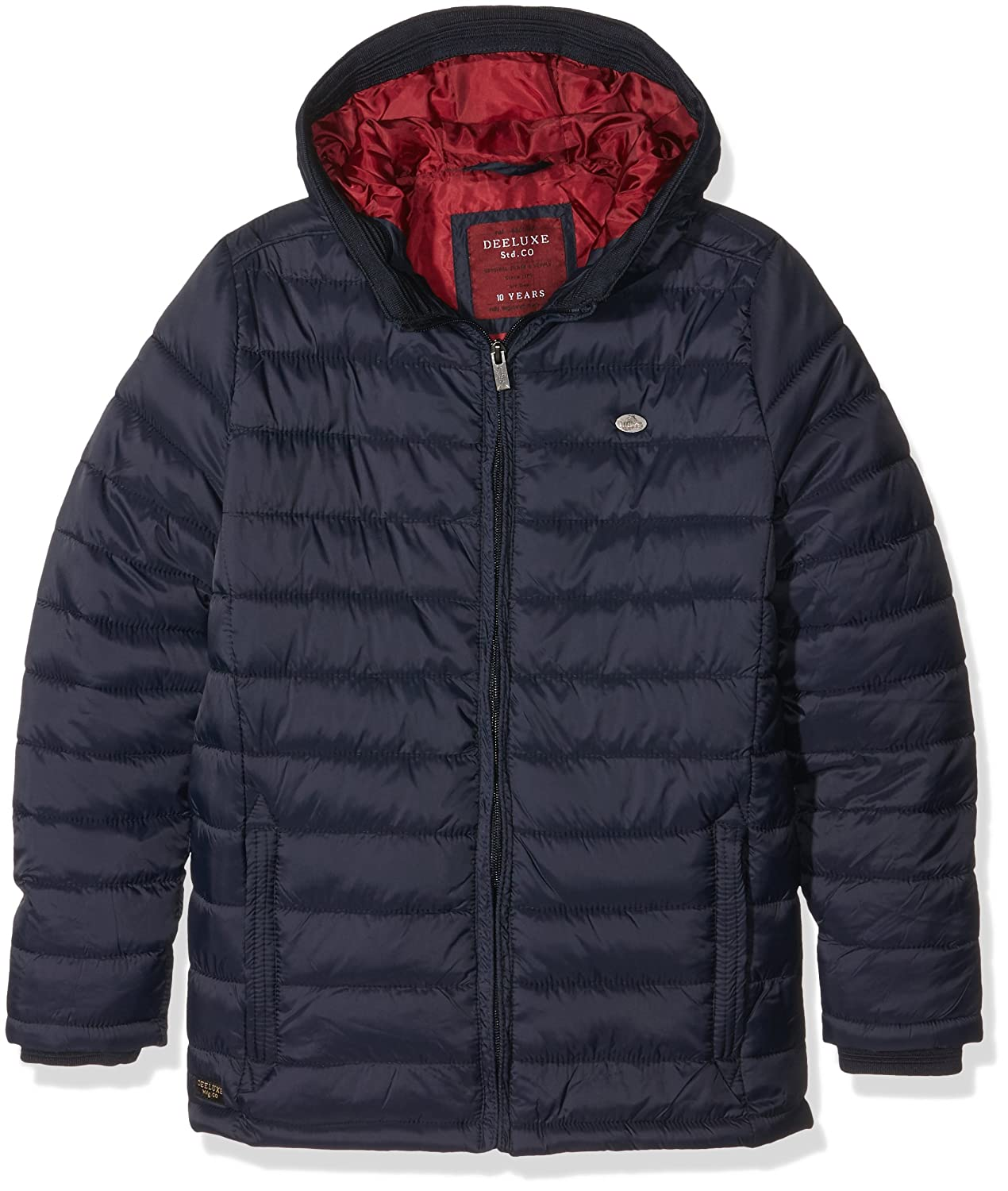 Deeluxe Ultime, Cappotto Bambino Blu (Navy) 10 Anni W16625K