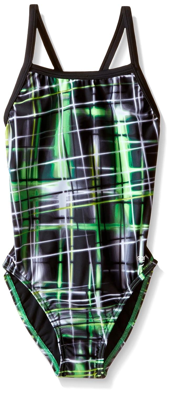 激安人気新品 Speedo Girls Powerflex Powerflex EcoレーザーSticksパルスBack Swimsuit 10/26 Swimsuit B01G74U2E6 グリーン Size 10/26 Size 10/26|グリーン, KIPROSTARストア:fec5cf85 --- svecha37.ru