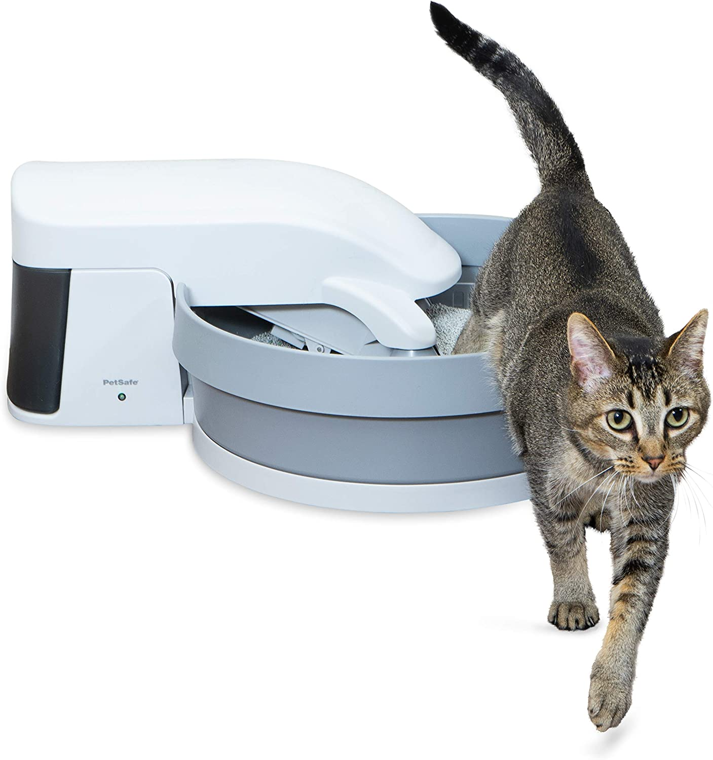 Top 10 Best Self Cleaning Litter Box For Large Cats [Updated December 2020] 7