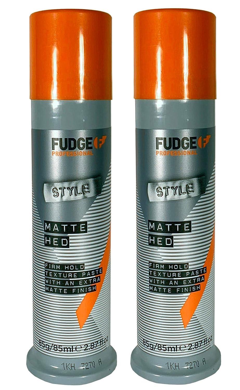 FUDGE MATTE HED ORIGINAL 75G X 2 TUBES 0667451902040