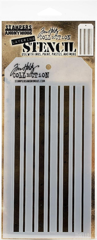 Layered Stencil Opaque Art Gone Wild Shifter Mint Medium