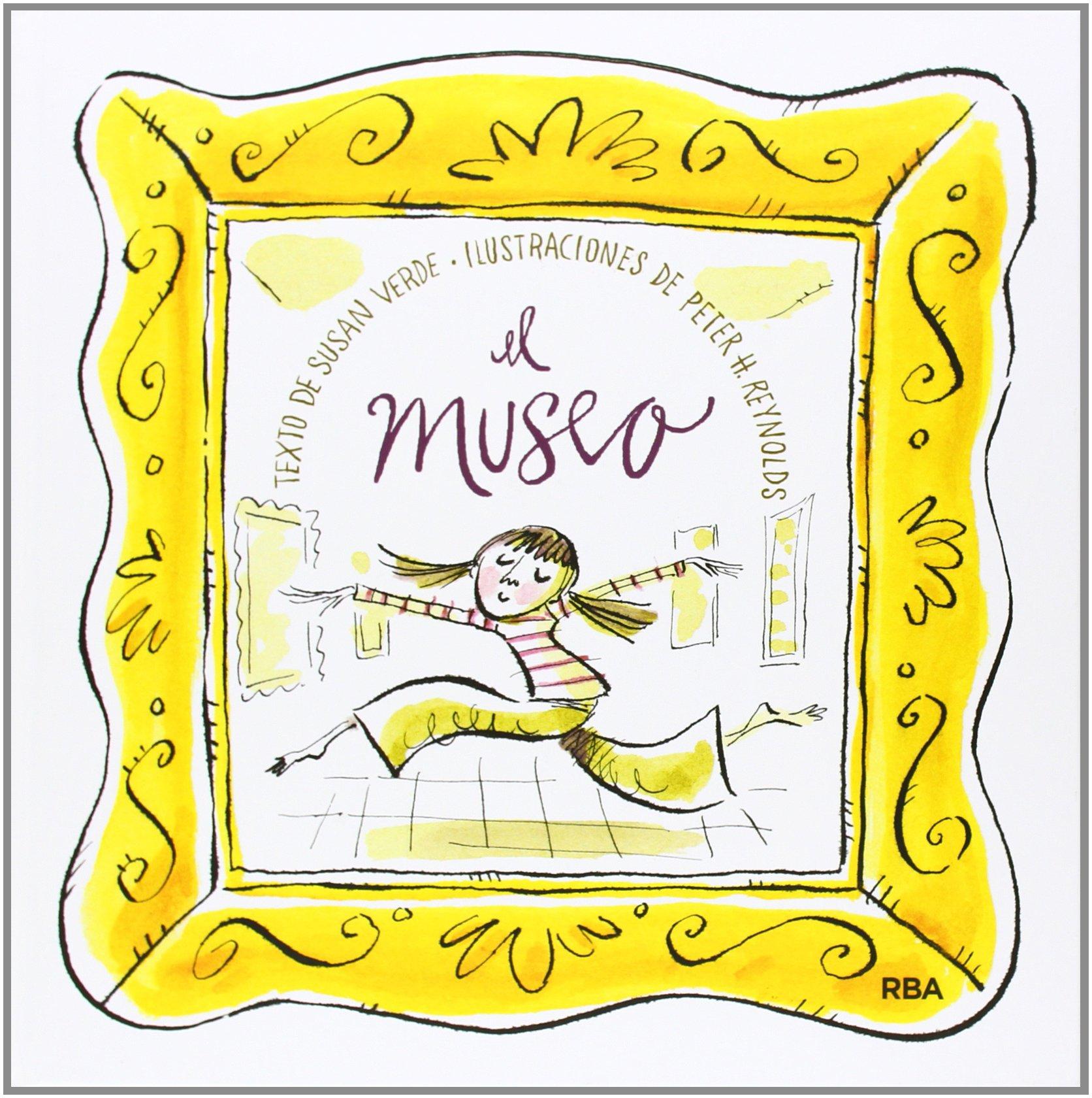 El museo (COFRE ENCANTADO): Amazon.es: PETER H. REYNOLDS, Susan Verde,  VÍCTOR MANUEL GARCÍA DE ISUSI: Libros