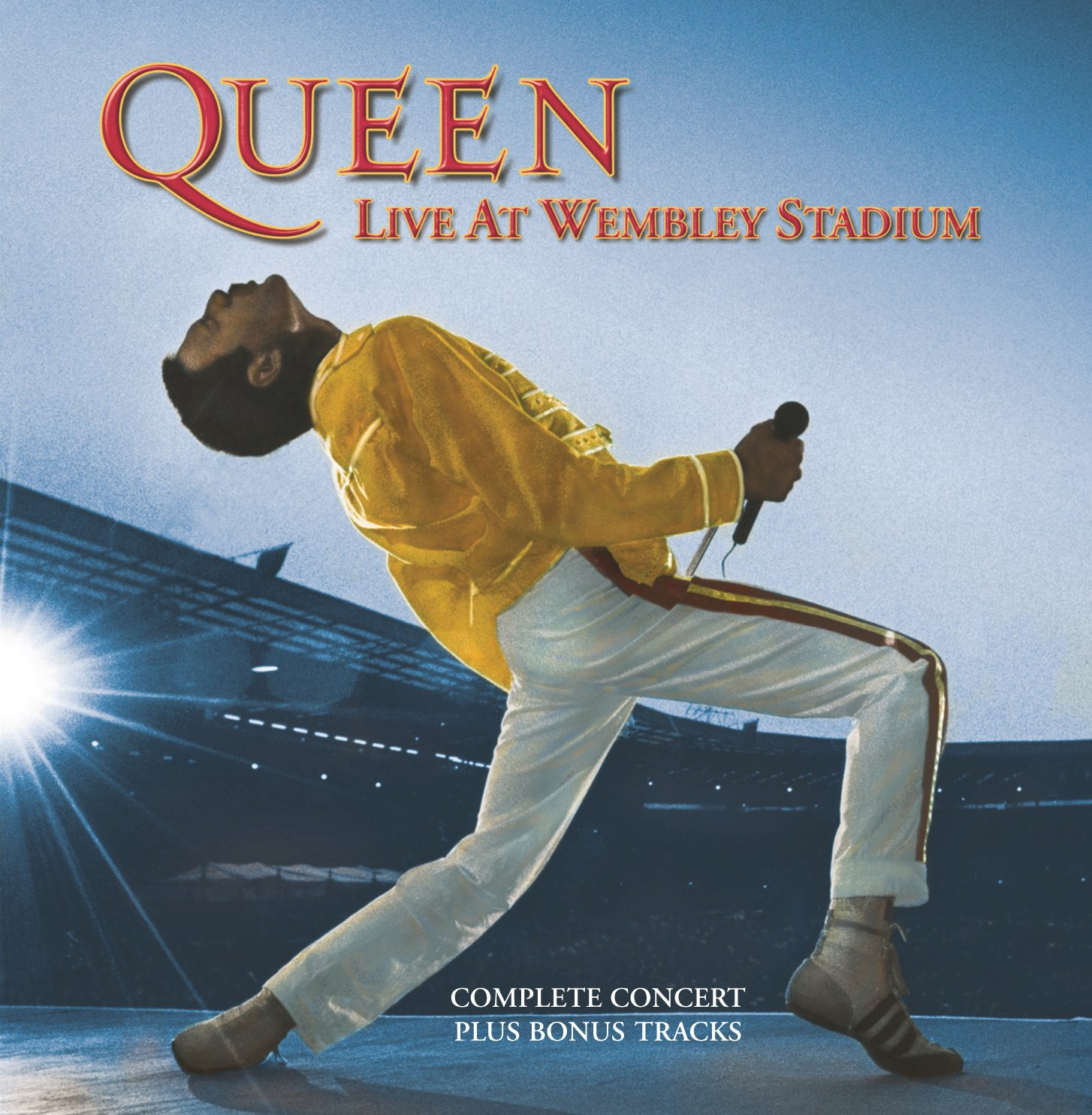 Live At Wembley Stadium by Queen on Amazon Music - Amazon com