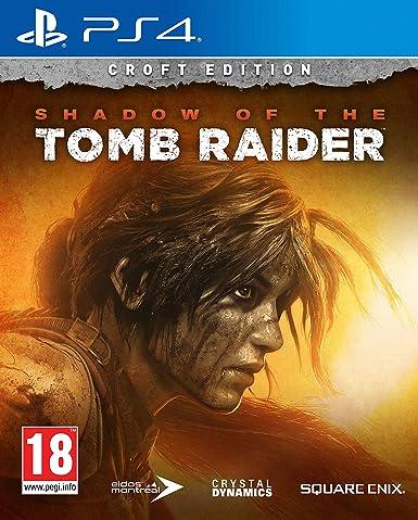Square Enix Shadow of the Tomb Raider - Croft Edition Season Pass ...