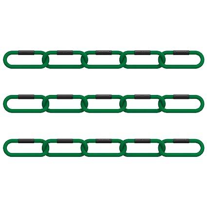 Reaxing Reax Chain 6 Kg, Pesas flexibles, Peso suave para entrenamiento funcional, Verde