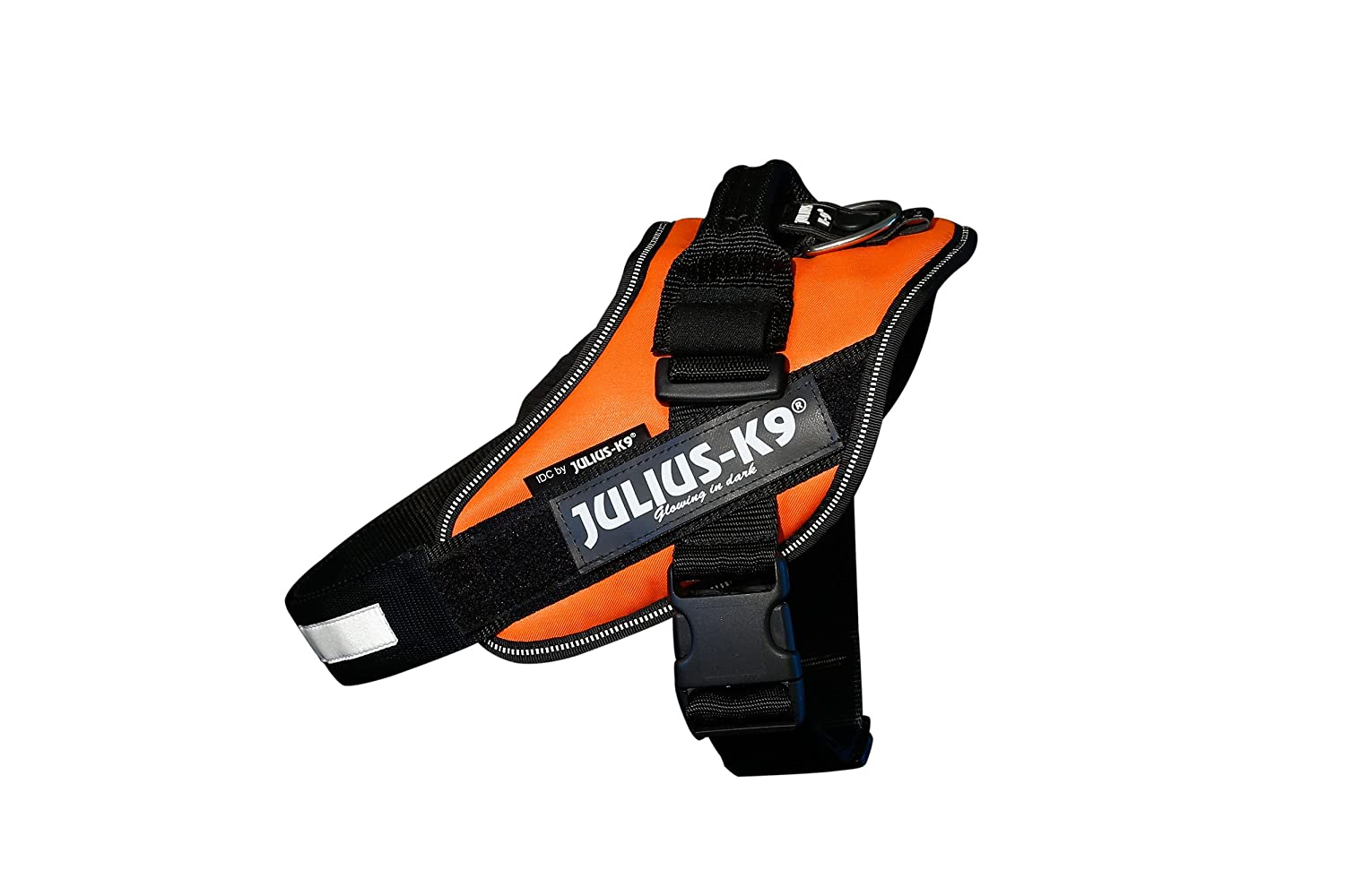 Julius K9 16IDC-FOR-0 IDC Power Harness, Tamaño 0, Naranja UV, Orange, 0: Amazon.es: Productos para mascotas