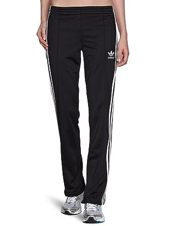 61593431fc adidas Firebird E16491 Pantalon de survêtement femme Noir Blanc 34  Amazon. fr  Sports et Loisirs