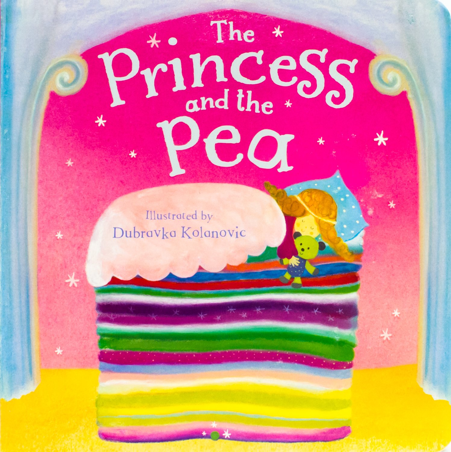 princess and the pea book. The Princess And Pea (Fairytale Boards): Parragon Books: 9781472352071: Amazon.com: Books Book N