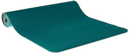 Amazon.com : prAna Unisex E.C.O. Yoga Mat, Spruce, One Size ...