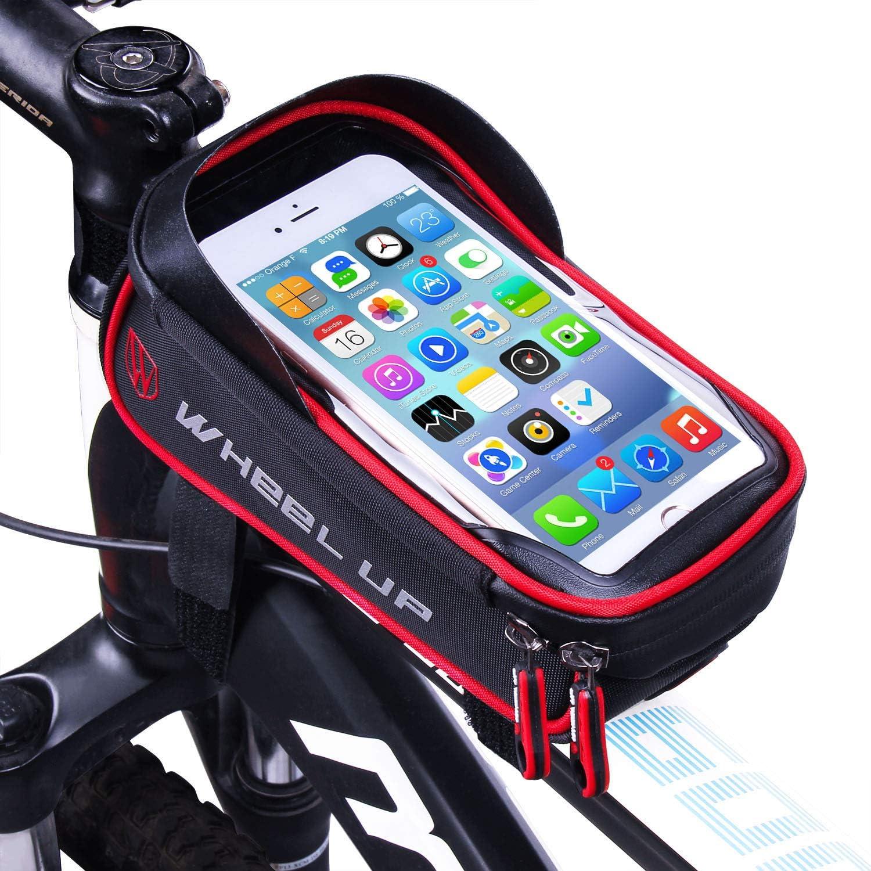 Fahrradtasche Handytasche Lenkertasche Rahmentasche Rucksack Satteltasche A++