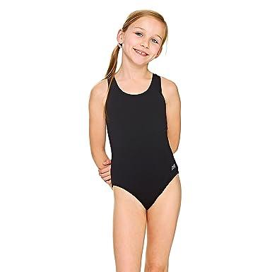7cf3934f35 Zoggs Cottesloe Girls Sportsback: Amazon.co.uk: Clothing