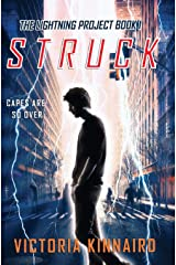 Struck (The Lightning Project) Paperback