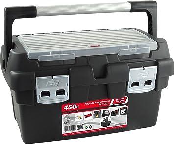 Tayg Caja de herramientas plástico aluminio n. 450-E, 450 x 285 x ...