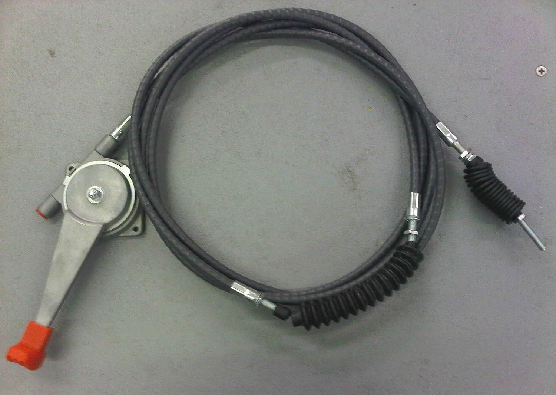 /Cable del acelerador de mariposas. parte no. 910//48800 JCB Piezas 3/CX/