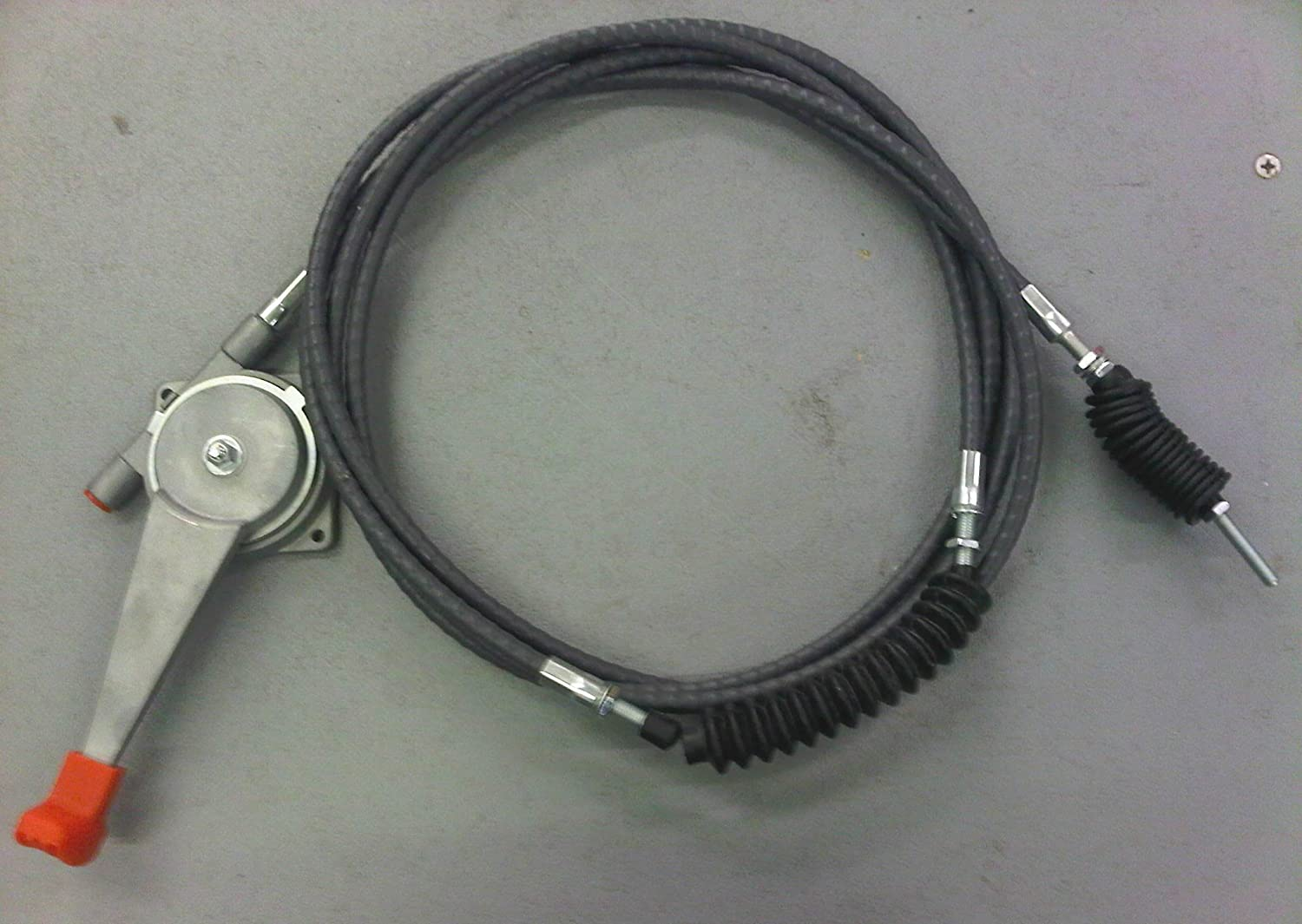 PART NO. 910//48800 JCB PARTS 3CX THROTTLE CABLE ASSY.