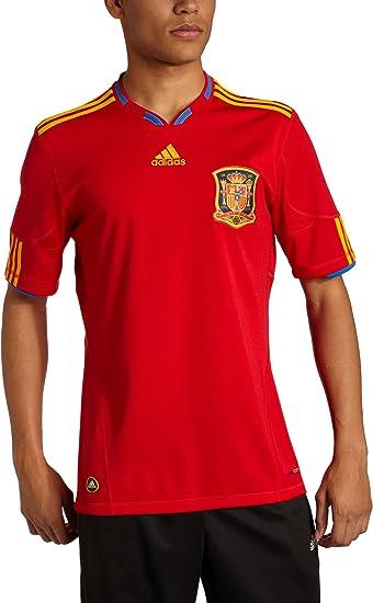 adidas Spain 2010 Jersey: Amazon.es: Deportes y aire libre