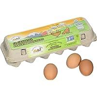 Stiebrs Farms, Organic Free Range Large Brown Eggs, 12 ct, 1 dozen