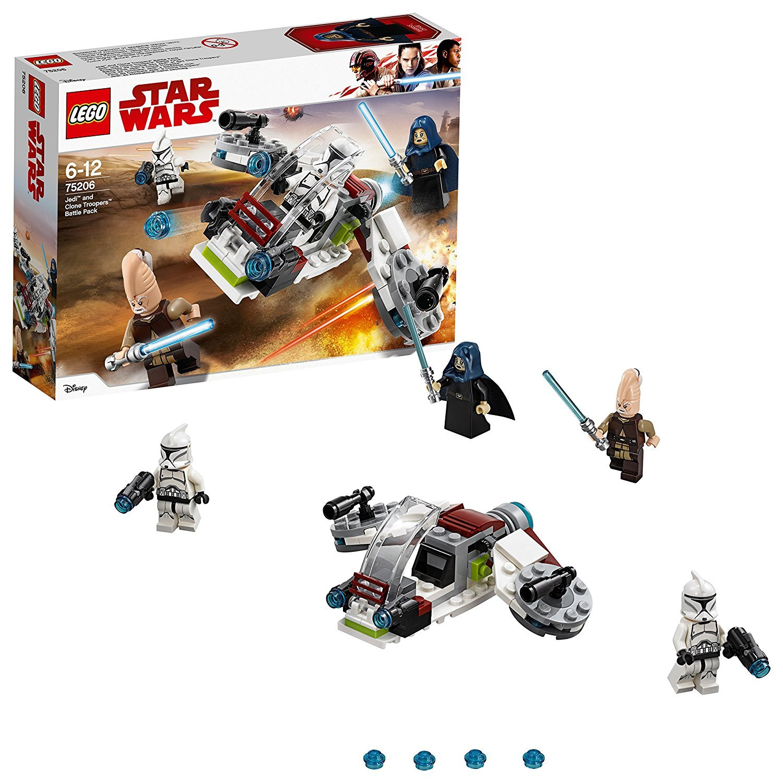 LEGO Star Wars Barriss Offee Minifigure 75206 *BRAND NEW*