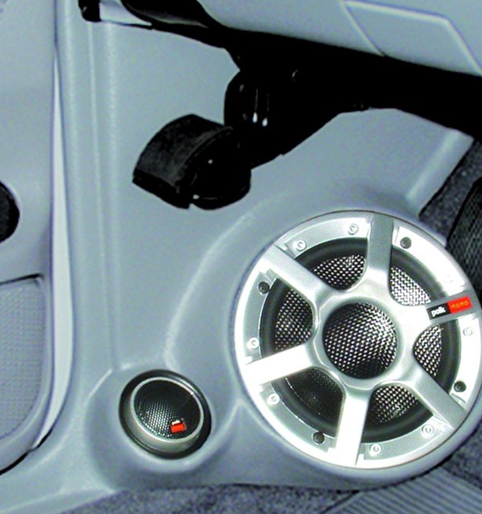 Q Logic Q Forms 6.5'' Kick Panel Speaker Enclosures for Ford / Mazda / Ranger / B-Series