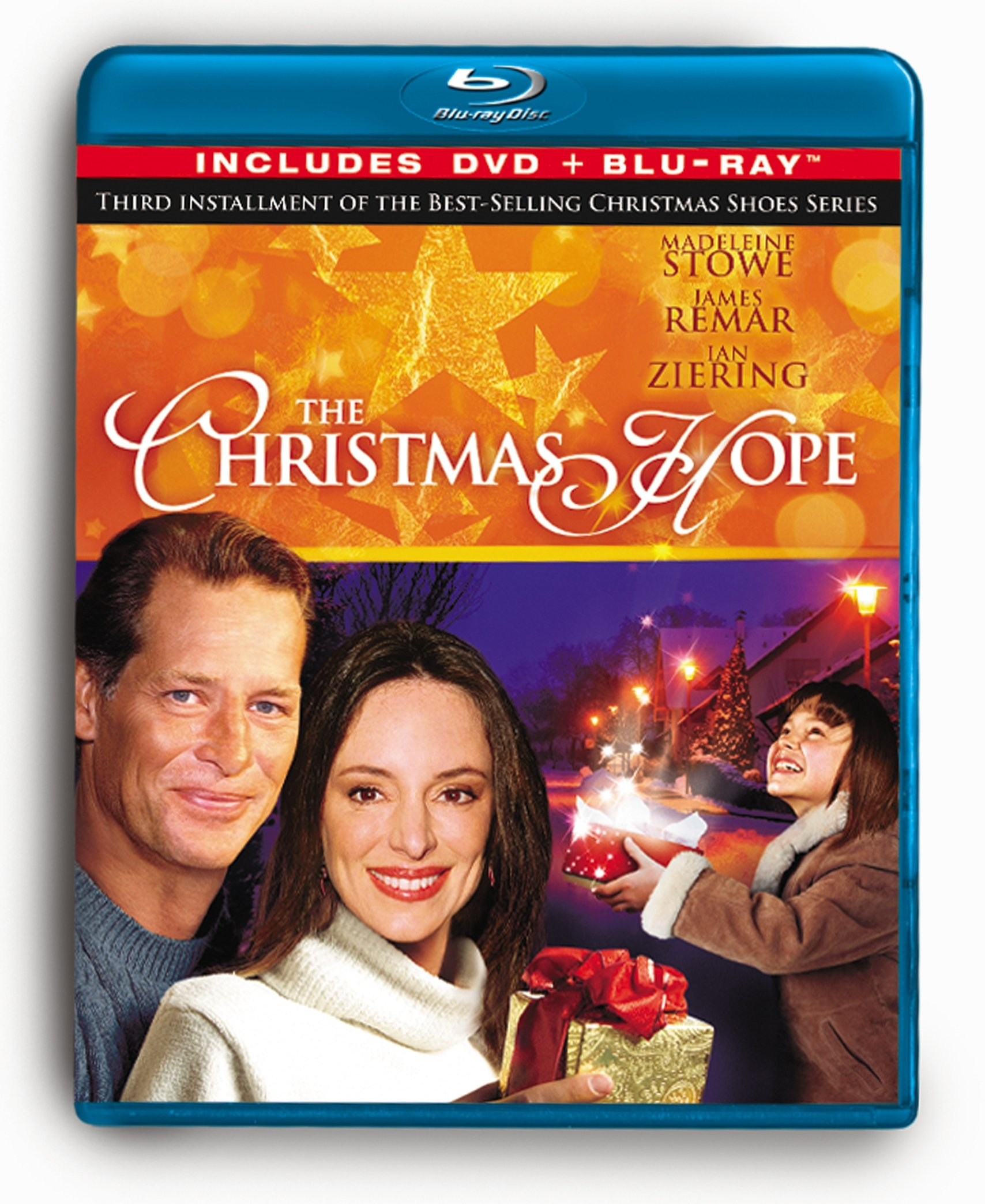 The Christmas Hope (With DVD)