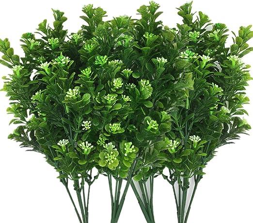 """TWO 36/""""  Long Grass Bush Artificial Silk Plants 040"""