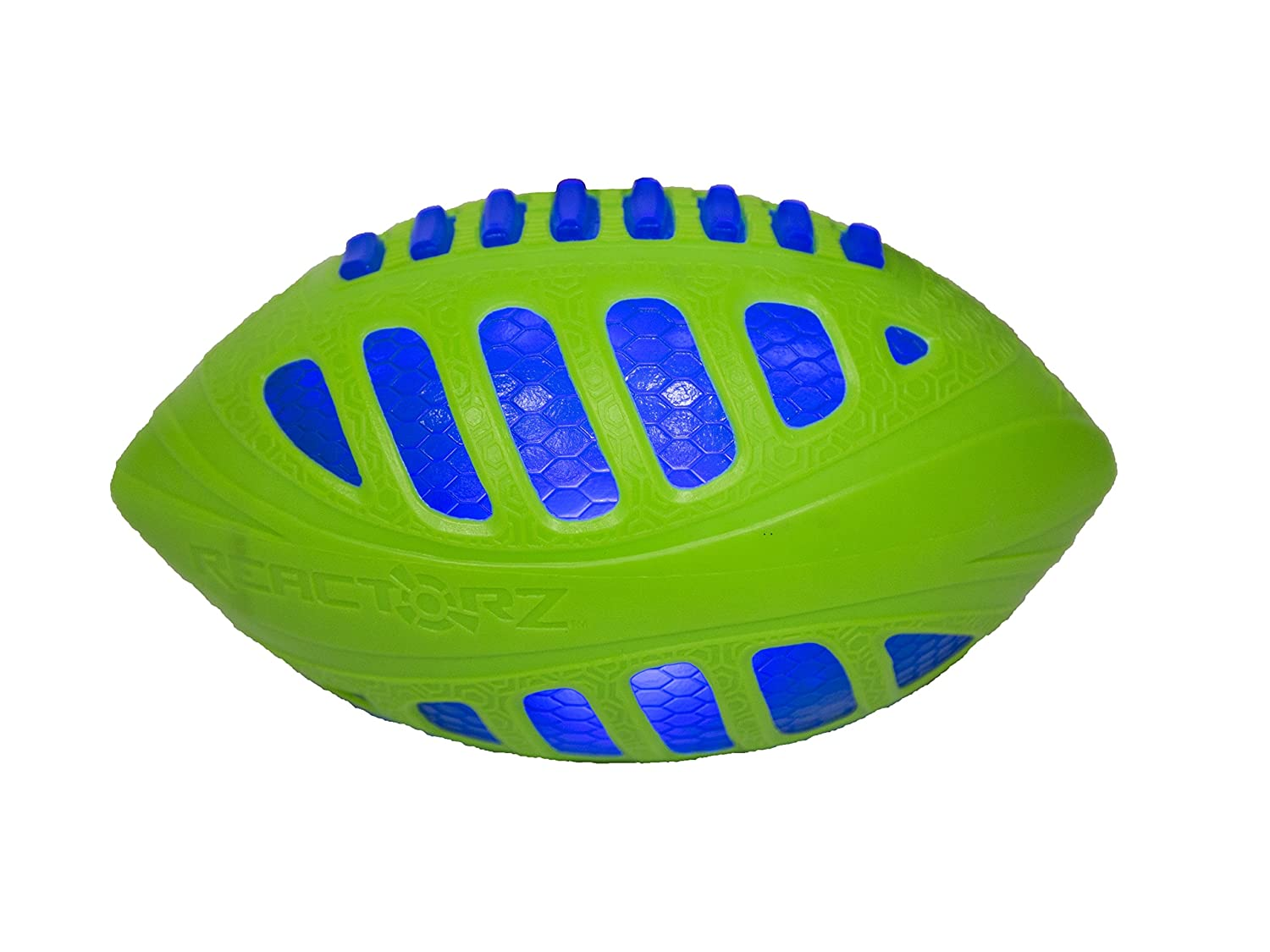 Reactorz Light-Up Football, Green by COOP