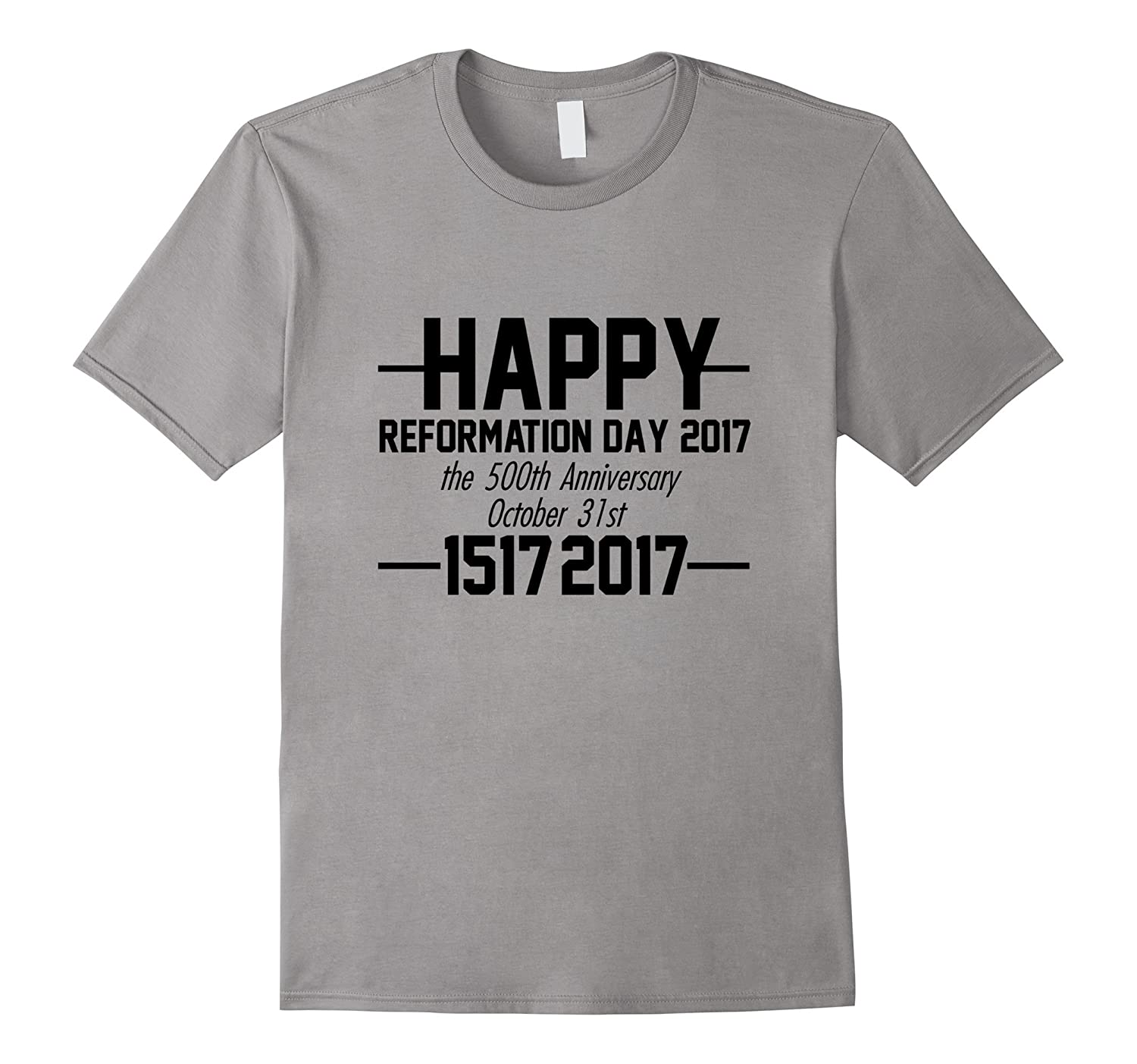 500 Years October 31, 2017 Reformation Day shirt-Rose