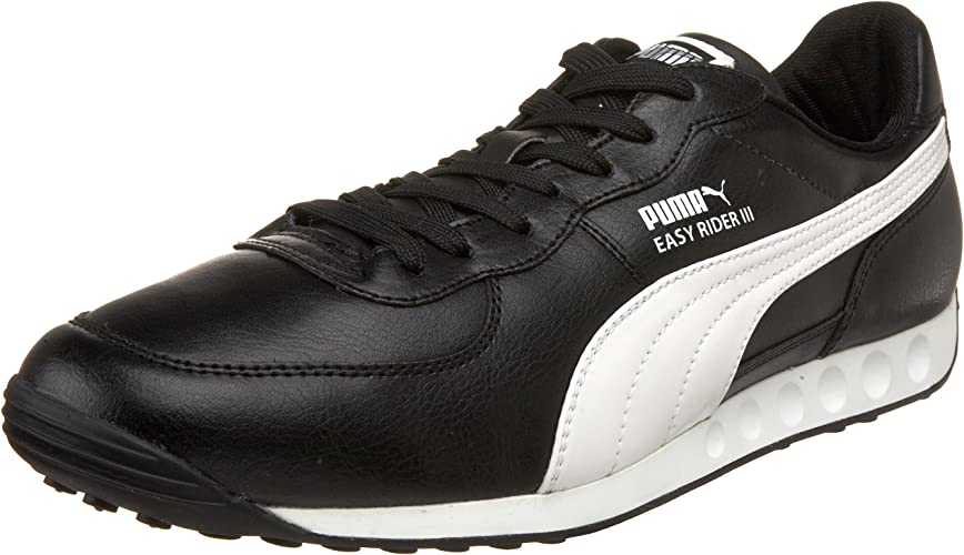 Puma -Easy Rider Iii Leather Mens Sneakers, Size:13 UK ...