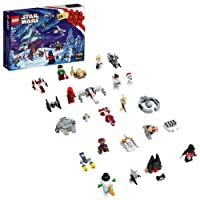 Deals on 311-Pcs LEGO Star Wars Fun Calendar w/Star Wars Buildable Toys