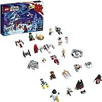 LEGO Star Wars Advent Calendar 75279 Building Kit, Fun Christmas Countdown Calendar with Star Wars Buildable Toys (311 Pieces)