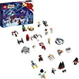 LEGO Star Wars Advent Calendar 75279 Building Kit for Kids, Fun Calendar with Star Wars Buildable Toys Plus Code to Unlock Ch