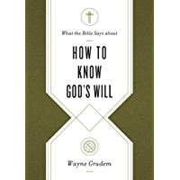 """What the Bible Says about How to Know God's Will: """"Factors to Consider in Making Ethical Decisions"""""""