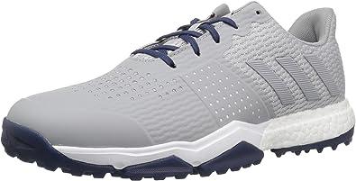 Golf Shoe, Grey/Noble Indigo