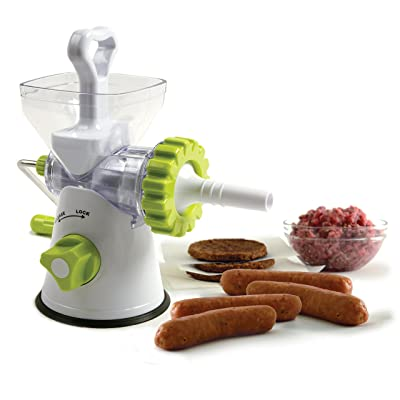 Like about the Norpro Meat Grinder